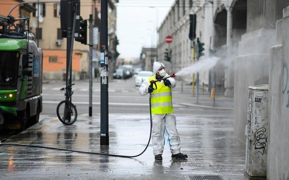 Italie: Le coronavirus fait 368 morts en 24 heures