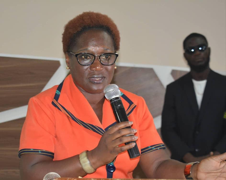 Côte d'Ivoire : Gbalet Pulchérie invite l'opposition à empêcher la modification de la constitution