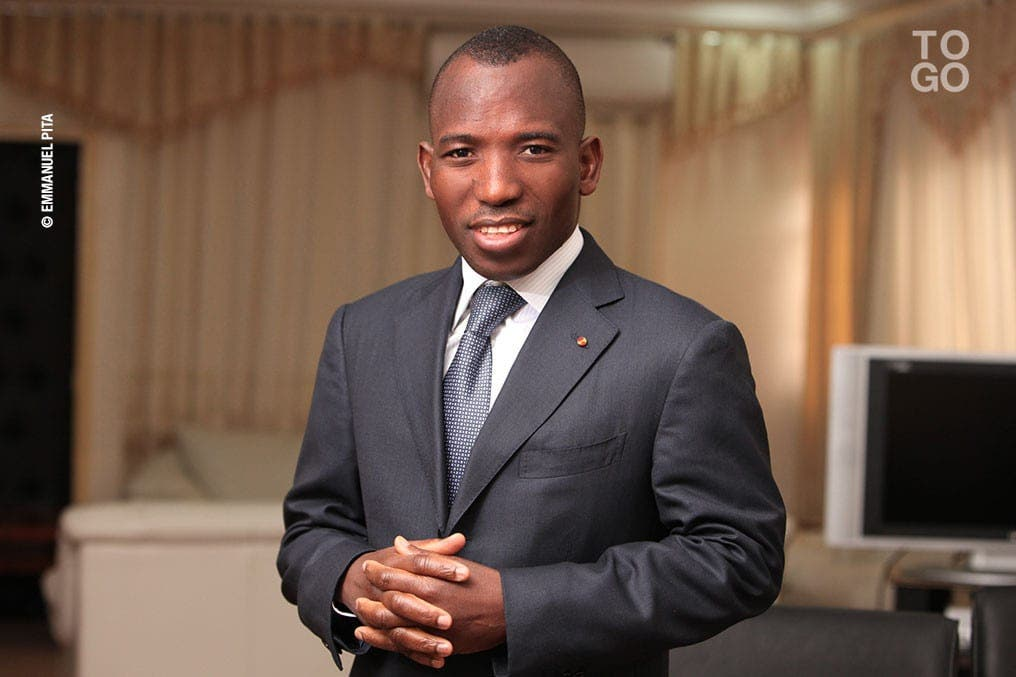 TOGO: Mr.Gilbert  BAWARA avait-il oublie' son Passe'? VIDEO