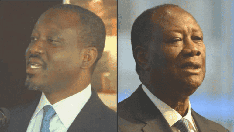 Guillaume Soro clashe Ouattara après sa décision de ne pas se présenter en 2020 (Vidéo)