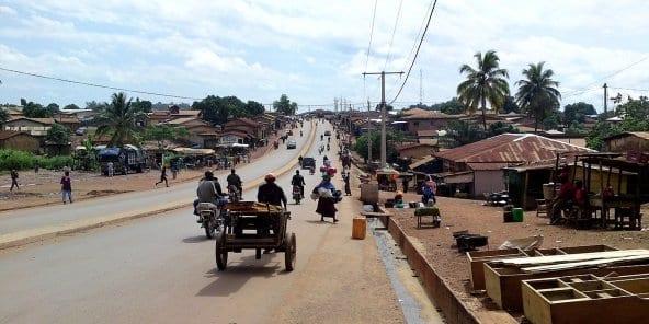 Guinée : calme précaire à Nzérékoré après des affrontements meurtriers