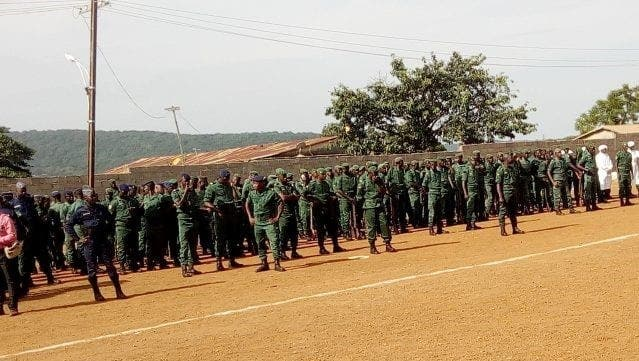 Guinée: Tentative de coup d'Etat ou mutinerie déjouée?