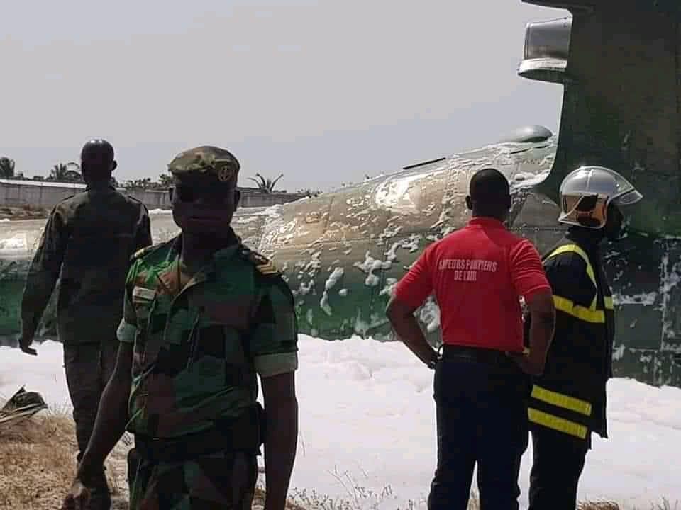 Côte d'Ivoire : Crash d'un hélicoptère militaire; sabotage ou ivresse ?