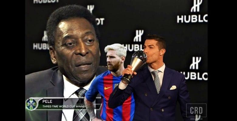 « Il n'y aura personne d'autre comme moi » : Pelé sur la comparaison entre Ronaldo et Messi