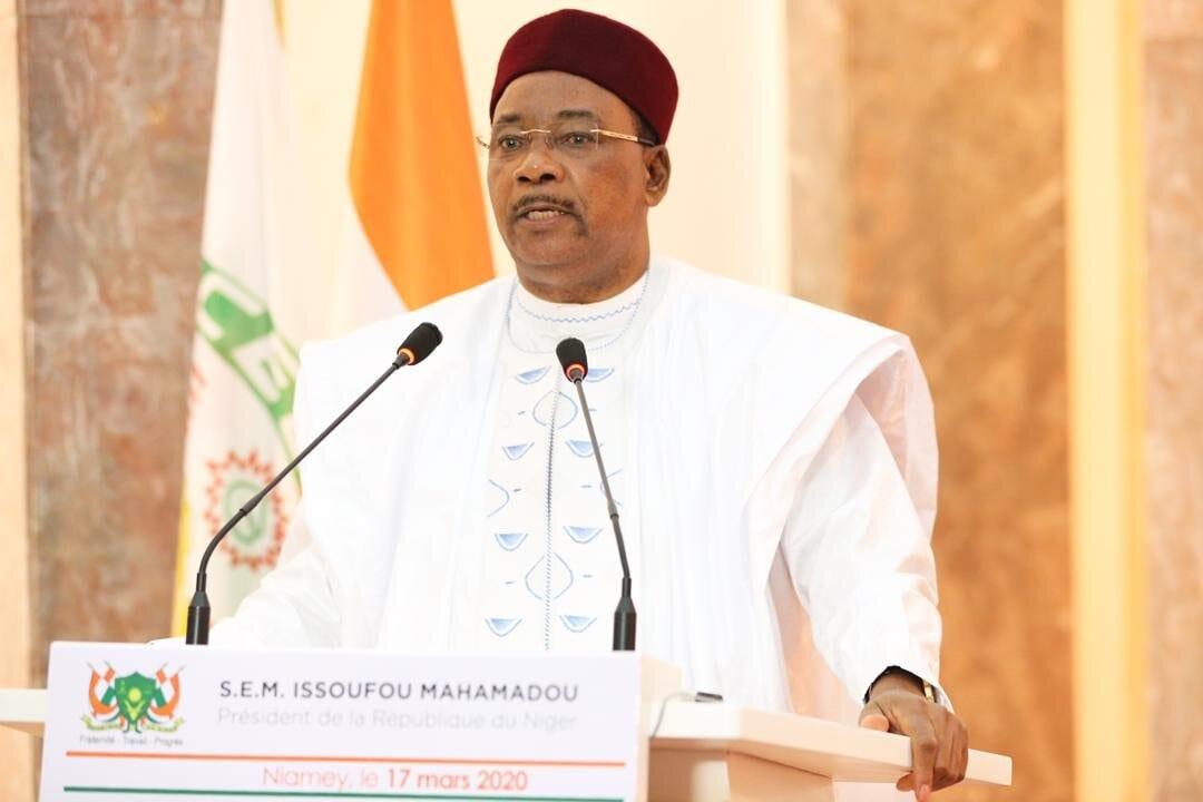 Coronavirus/ Niger : Issoufou Mahamadou annonce la gratuité de vivres, l'électricité gratuite