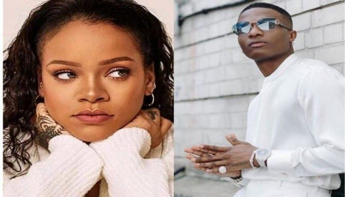 """""""J'essaie de mettre Rihanna enceinte"""", dixit Wizkid"""