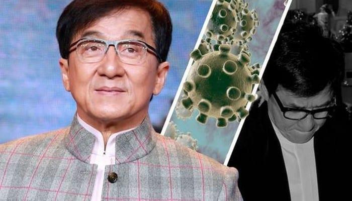 Jackie Chan atteint de coronavirus? L'acteur brise le silence