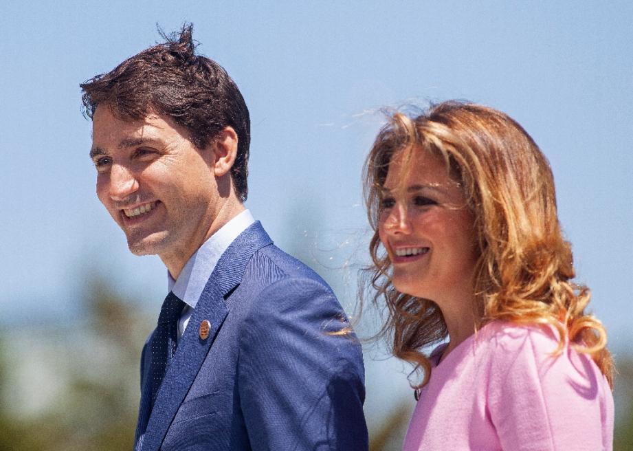 Coronavirus : Le premier ministre Justin Trudeau et sa femme mis en quarantaine