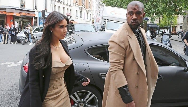 Kanye West indifférent envers Kim Kardashian, il l'abandonne dans un ascenseur