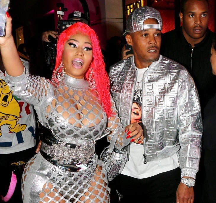 Kenneth Petty, le mari de Nicki Minaj risque 10 ans de prison
