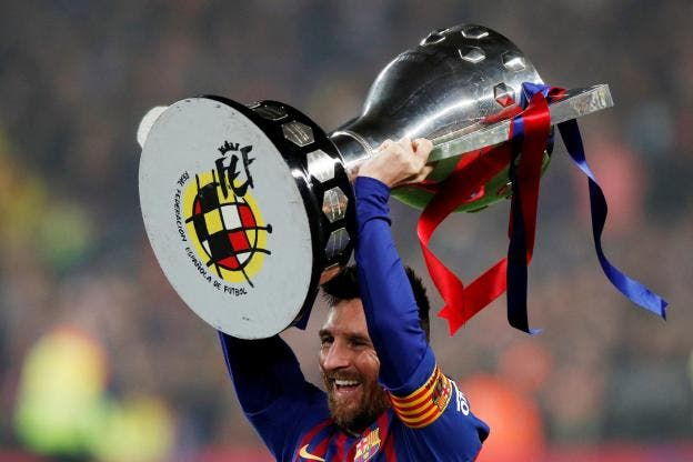 Le Barça sacré champion d'Espagne ?