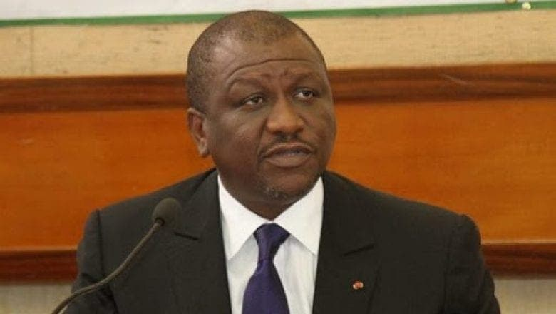 Hamed Bakayoko adresse un message émouvant à Faure Gnassingbé