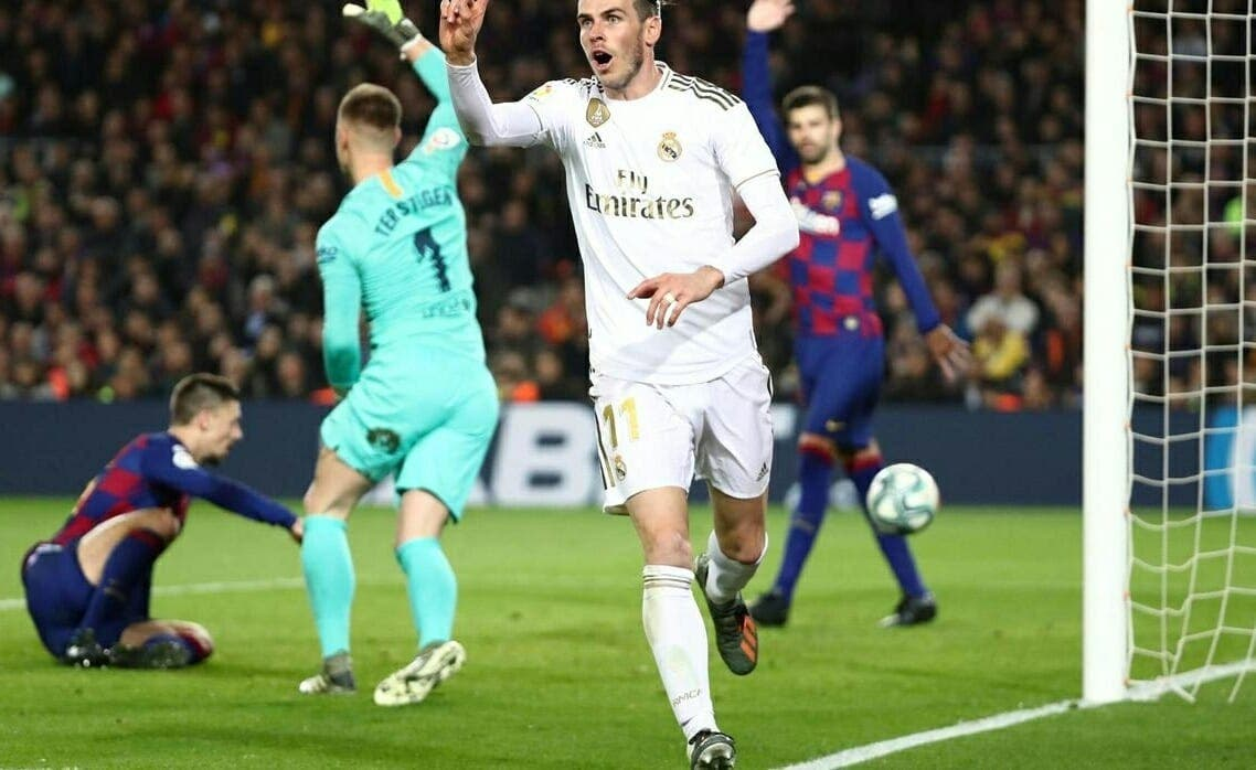 Classico : Le Real Madrid s'impose face au Barça et reprend la tête de la Liga