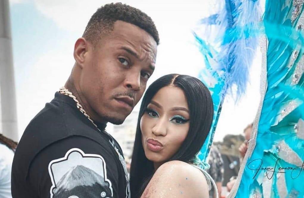 Le mari de Nicki Minaj se fait braiser au Carnaval trinidadien