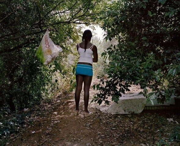 """Les prostituées """"traquées comme des délinquants"""" dans la forêt de Sénart en Île-de-France"""