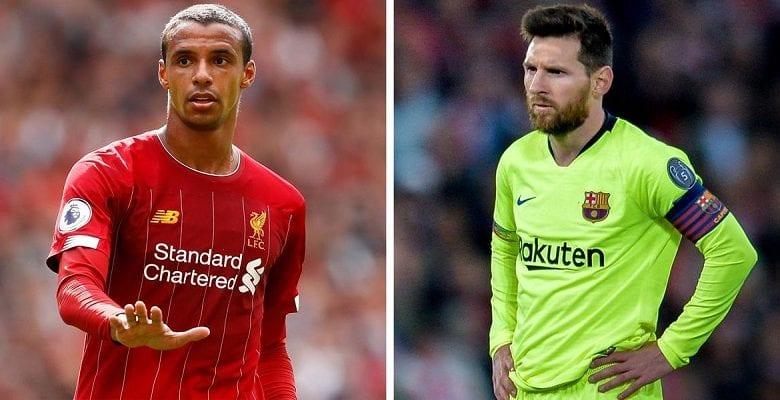 Liverpool-Barça: Joël Matip raconte une anecdote sur Messi après la victoire des Reds