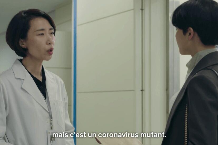 CETTE SÉRIE DE 2018 PRÉDISAIT LE CORONAVIRUS (À VOIR SUR NETFLIX)