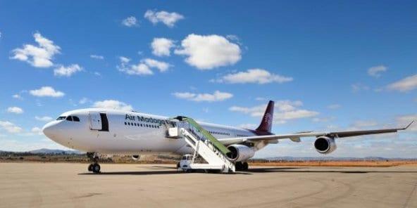 Madagascar annonce la suspension de ses liaisons aériennes avec l'Europe