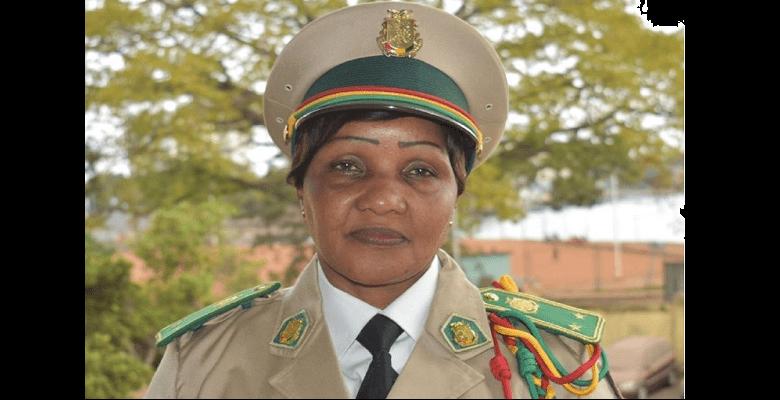 Mahawa Sylla : découvrez la première femme générale de brigade de la Guinée