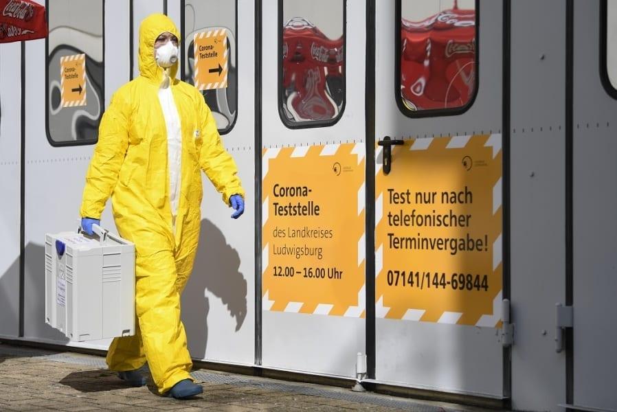 Coronavirus: Suicide d'un ministre allemand dépassé par la pandémie