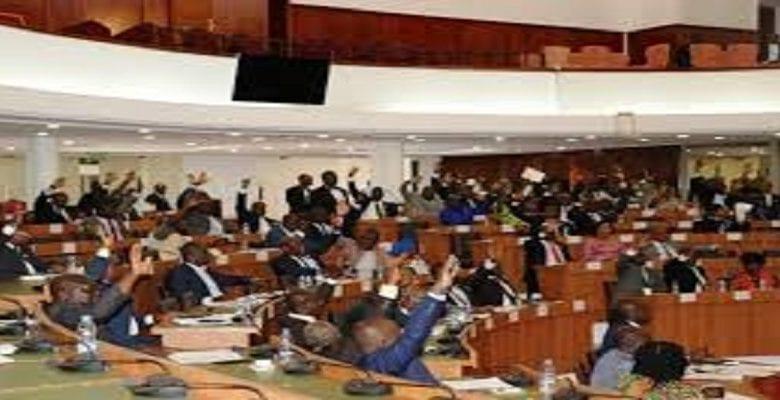 Modification de la constitution ivoirienne: le projet de loi définitivement adopté