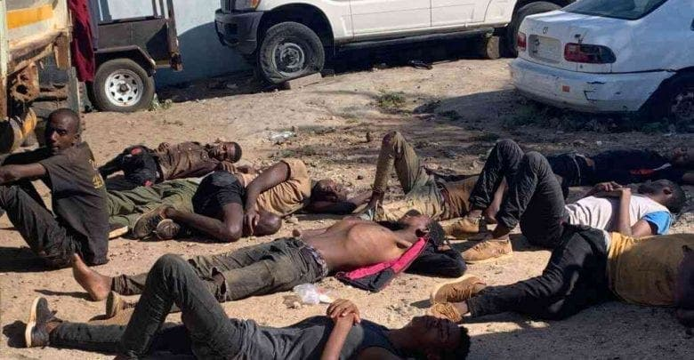 Mozambique: Plus d'une soixantaine de migrants retrouvés morts dans un conteneur