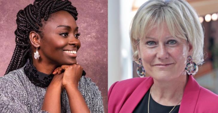 """Nadine Morano propose à Aïssa Maïga de «repartir en Afrique» : """"Si vous n'êtes pas contente de voir autant de blancs en France, mais repartez en Afrique"""""""