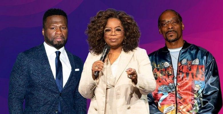 Oprah Winfrey répond aux moqueries après sa chute brutale sur scène (vidéo)
