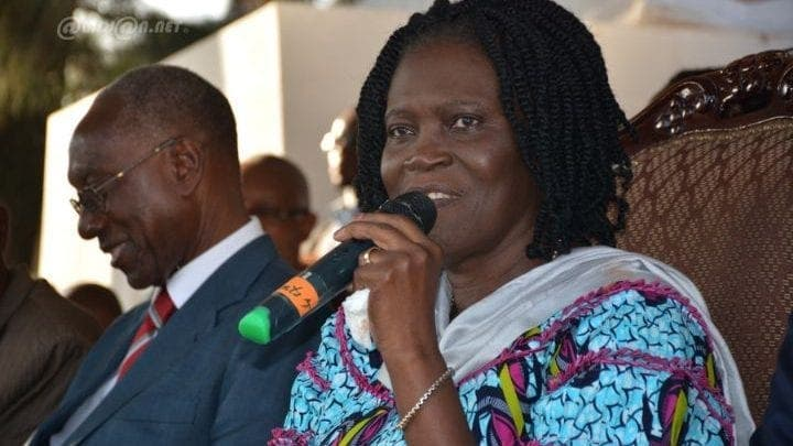 Côte d'Ivoire : Simone demande une amnistie pour Laurent Gbagbo