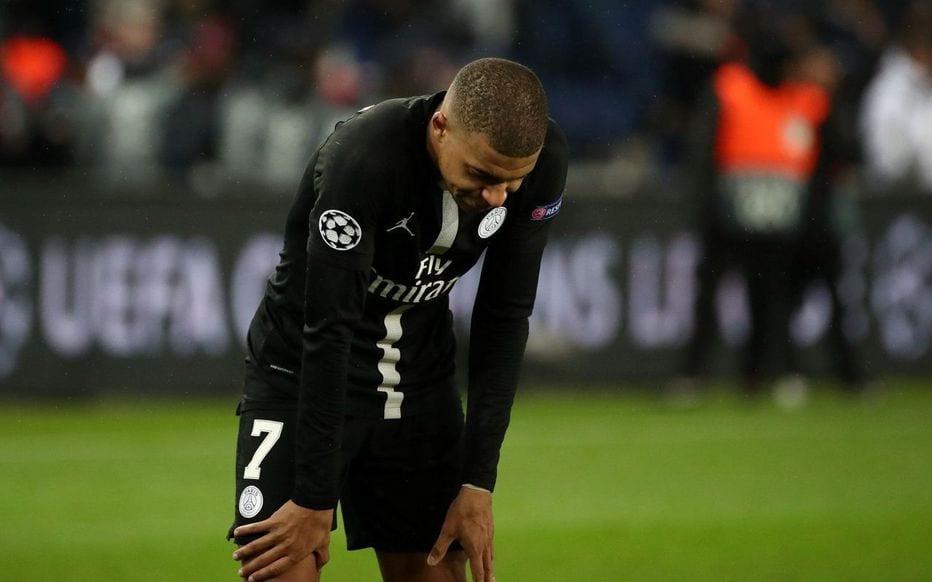 PSG : Mbappé ne s'est pas entraîné à deux jours du choc contre Dortmund