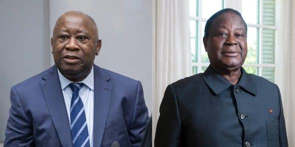 Présidentielle en Côte d'Ivoire : quelle stratégie pour Gbagbo et Bédié après le retrait de Ouattara ?