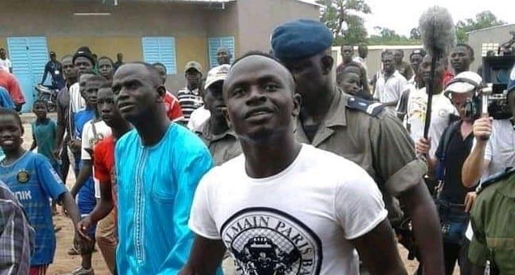 Premier cas de coronavirus détecté au Sénégal: Sadio Mané réagit
