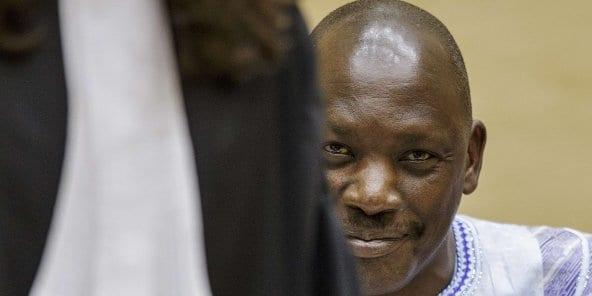 RDC : l'ancien chef de guerre Thomas Lubanga, libre après avoir purgé sa peine de 14 ans