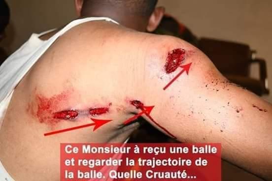 Référendum: Une journée d'une violence d'Etat insoutenable en Guinée