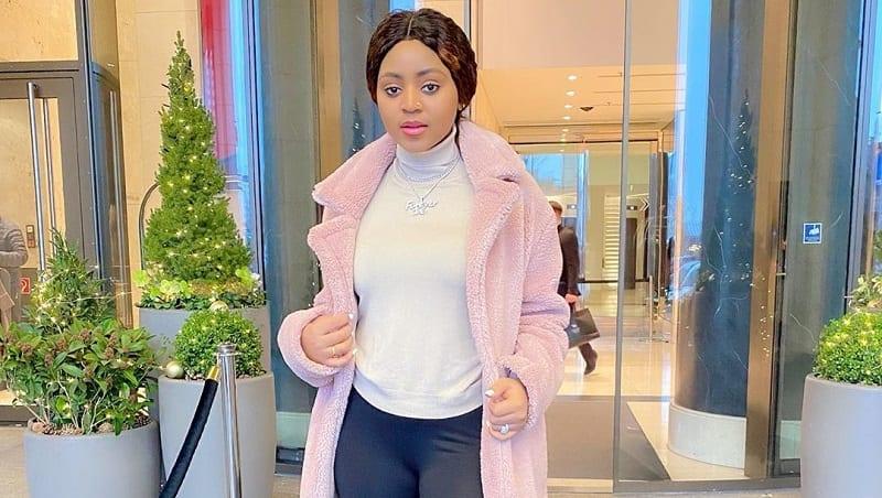 Regina Daniels enceinte de son mari Ned Nweko