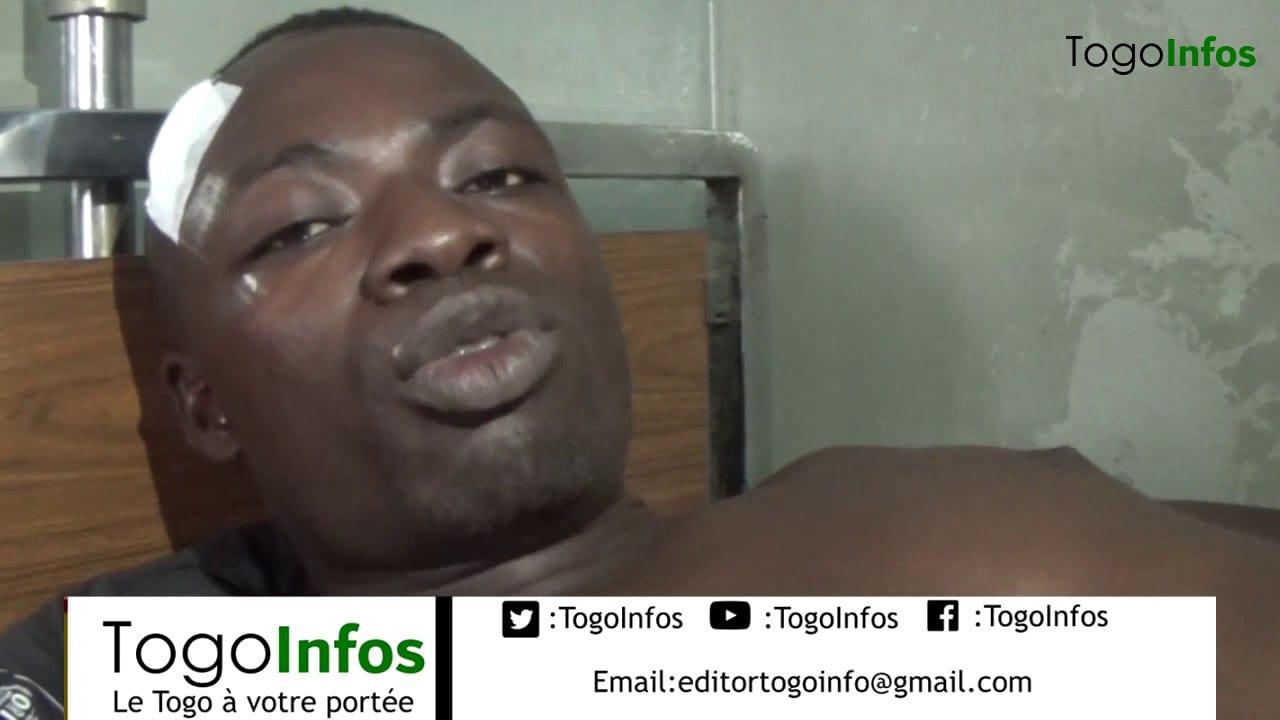 Togo : Voici ce qui est réellement arrivé à l'activiste Rodrigue Agbogbo