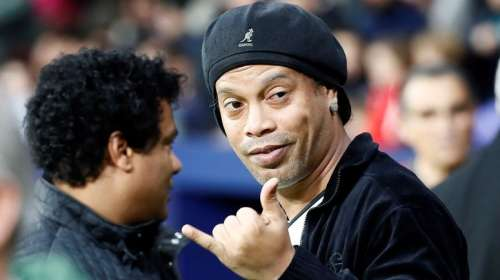Ronaldinho : Paraguay rejette à nouveau la demande de sa libération
