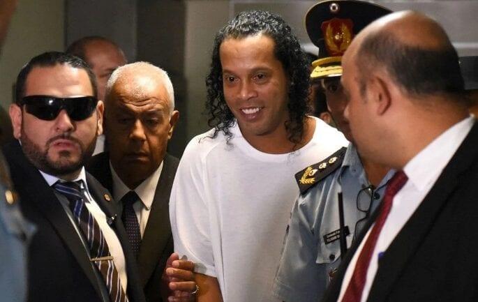 Paraguay : Ronaldinho reçoit une très mauvaise nouvelle
