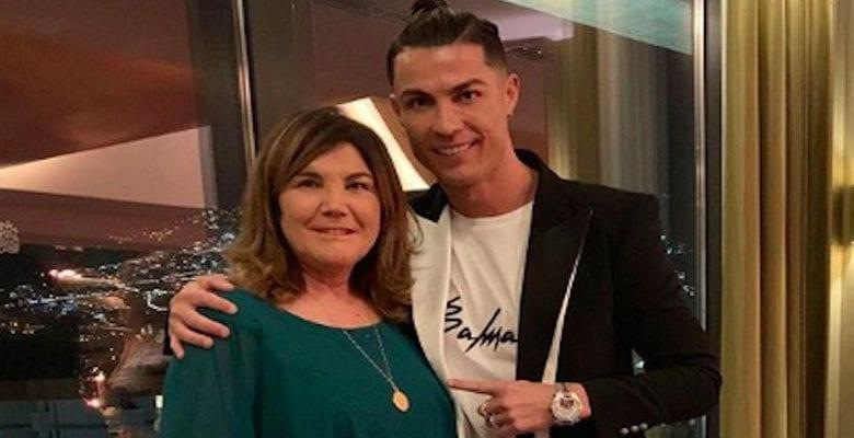Ronaldo: sa mère donne de ses nouvelles après son AVC