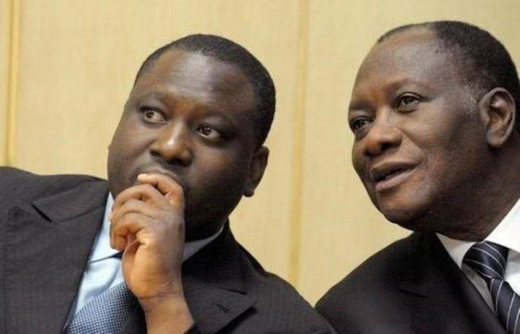 Côte d'Ivoire : Soro accusé par Ouattara d'avoir rompu le contact
