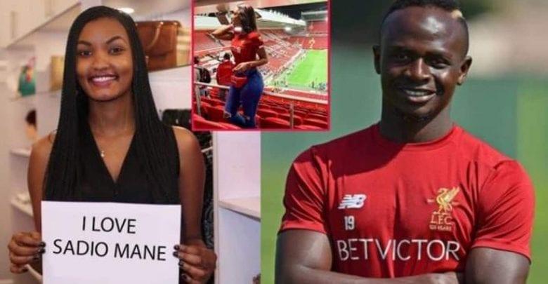 Sadio Mané en couple avec la Rwandaise Kate Bashabe? Le footballeur brise enfin le silence-(vidéo)