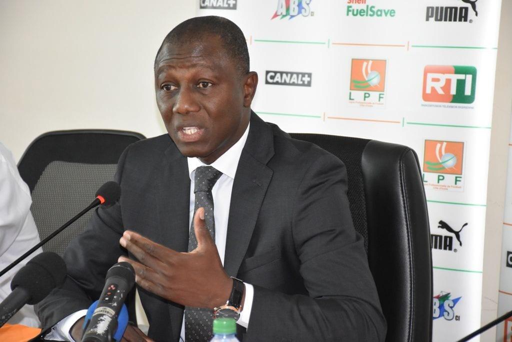 Sory Diabaté candidat à la présidence de la Fédération ivoirienne