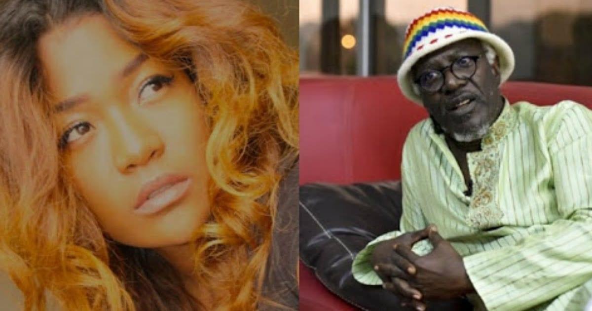 «Je suis tellement fière de ce que j'ai fait», Soukeïna Koné à Alpha Blondy