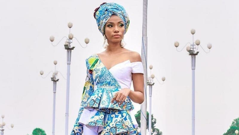Stars camerounaises habillées en pagne du 8 mars 2020