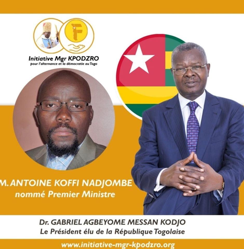 TOGO: Un pays, deux Présidents deux Premier ministre