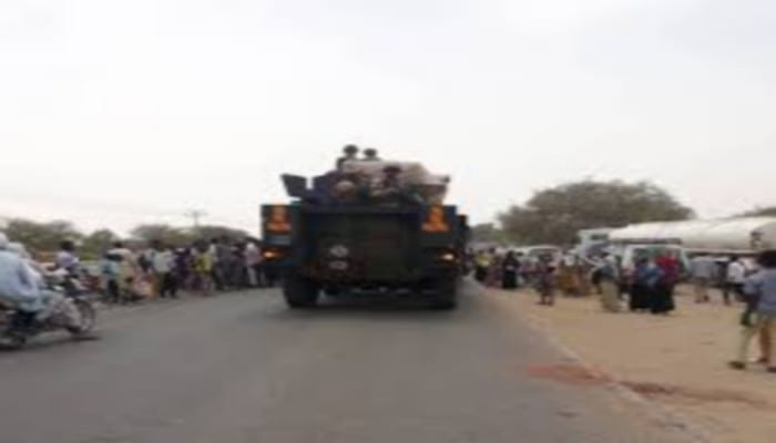 Tchad : des populations en colère s'en prennent aux militaires français-Vidéo