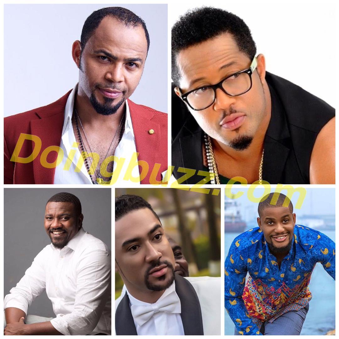 Top 10 des acteurs les plus beaux de nollywood