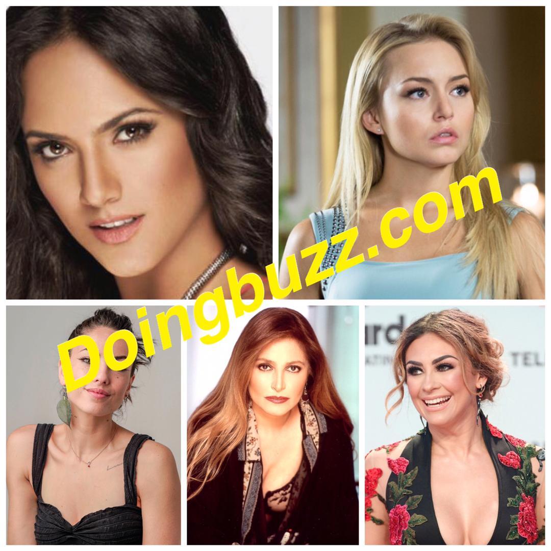 Top 10 des actrices de telenovelas les plus aimées