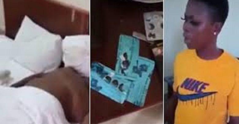 Un homme meurt subitement dans une chambre d'hôtel après avoir écarté les jambes d'une prostituée (Vidéo)