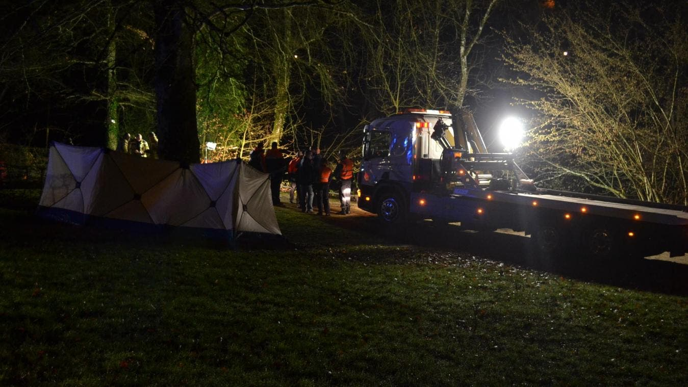 Un homme retrouvé tué par balles dans une voiture immergée dans un canal